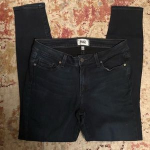 Paige jeans from Nordstrom
